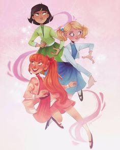 Girl Power Tattoo, Power Girl, Cartoon Shows, Cartoon Art, Cartoon Network, Dreamworks, Super Nana, Powerpuff Girls Cartoon, Pixar