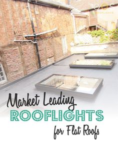 Roof windows, or rooflights as they're also known, can provide the perfect solution for bringing more light into a space. #rooflights #skylights #eosrooflights