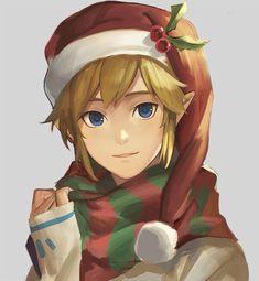 Link <3 Merry Christmas