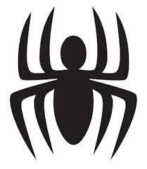 spider man mask from cardboard templates nextinvitation templates rh pinterest co uk Captain America Logo Spider-Man Circle Logo
