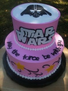 Star Wars in Pink