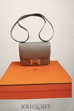fe3a5326c8d3 An epitome of class, the Hermès Constance bag is undoubtedly one of the  most sought