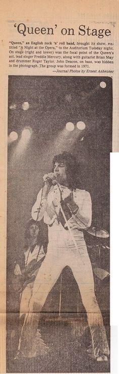 q̸u̸e̸e̸n̸ Queen Ii, Best Rock Bands, Queen Freddie Mercury, John Deacon, Long Live, Rock N Roll, All About Time, Opera, God