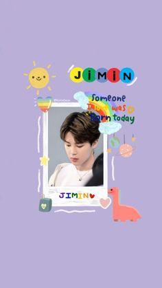 Jimin Wallpaper, Wallpaper Iphone Cute, Cute Wallpapers, Bts Bangtan Boy, Bts Jimin, Bts Kawaii, V And Jin, Bts Book, Bts Polaroid