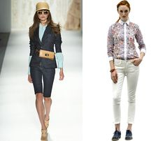 Rachel Zoe & Raleigh at New York Fashion Week