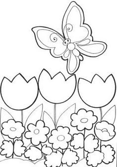 Top 35 Free Printable Spring Coloring Pages Online | Classroom Stuff ...