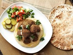 Easy, Herb-Packed Falafel Recipe | Serious Eats