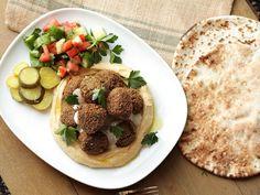 Easy, Herb-Packed Falafel