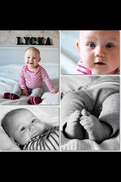 Dotter Alicia 6 månader