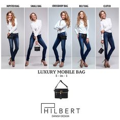 The Luxury Hemp Bag s innovative design offers you a multifunctional bag.  With this 5-in-1 bag you will have a bag for any occasion 9b1b8d9d516da