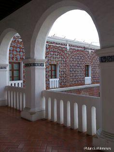 Museo de Arte Religioso - Ex Convento de Santa Mónica.