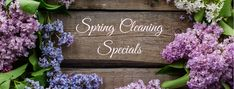 Gone are the days where Spring Cleaning meant backbreaking days scrubbing your house clean. This year The Urban Spa is introducing Spring Cleaning Specials that will have you relaxed and feeling your best for the upcoming summer months. Check out our blog for details!
