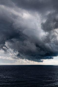 plasmatics-life:  Storm from the sea ~ By Zsolt Varanka