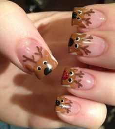 Nails by Sarah: Christmas by Kapi