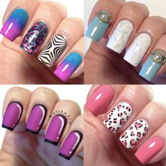 Fun-Nail-Art-Designs-Pictures-Amazing