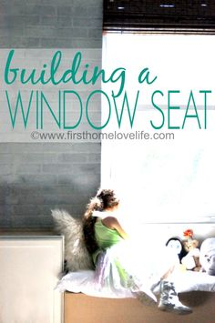 Build a Window Seat | First Home Love Life