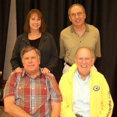 Congrats to the Fri Bkted KO Teams Bkt 1 Winners Nancy Passell & Nagy Kamel and Mike Passell & Dan Morse