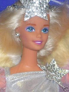1993 Sears Enchanted Princess Barbie Canadian | eBay