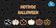 6 motivos de Halloween | PS Tutoriales