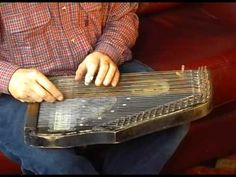 German Zither Music- this song is beautiful!