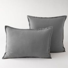 ELINA Pre-Washed Linen Pillowcase AM.PM.
