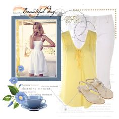 Sunny Day, created by alanna-bowes on Polyvore