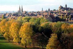 My hometown Nuremberg (Nuernberg), Germany