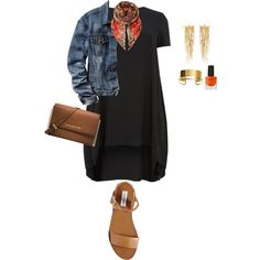 """""""plus size casual spring office/shopping day"""" by kristie-payne on Polyvore"""