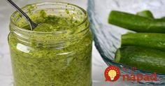 Výroba kôprového pesta vám nezaberie viac, ako 10 minút. Z jeho lahodnej chuti sa však môžete tešiť ešte dlho! :-)