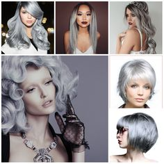 metallic hair colors are also called - Google Search