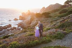 Sunset love in Big Sur. @focalmark #bohobride #thatsdarling #loveauthentic #engaged #greenweddingshoes #chasinglight #bohowedding #weddingseason #smpweddings #ftwotw #elopement #sunset #realweddings #brideandgroom #focalmarked #californialove #ocean #californiadreaming #beach #bigsur #engagement #photographer #photography #carmel #monterey  #santacruz #natural #beautiful #photojournalistic #montereylocals - posted by Hayley Anne https://www.instagram.com/hayleyannephotography. See more of…