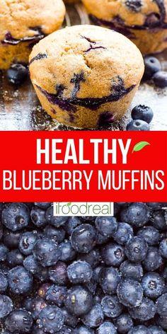 Healthy Muffin Recipes, Healthy Muffins, Healthy Dessert Recipes, Healthy Baking, Baby Food Recipes, Whole Food Recipes, Healthy Dishes, Healthy Desserts, Brunch Recipes
