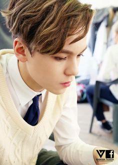 #vernon #seventeen #kpop