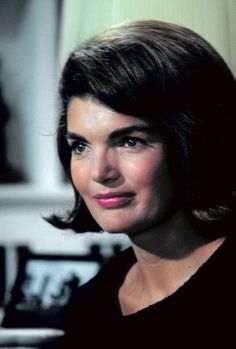 Jackie Kennedy - Photo by George Silk - May 1964
