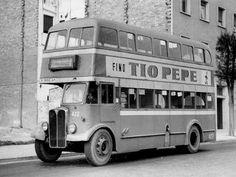 Autobuses de Barcelona de la posguerra