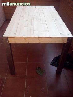 Mil anuncios com madera reciclada muebles madera for Muebles segunda mano milanuncios