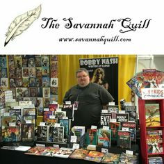 Next weekend, join me at The Savannah Quill book convention on October 8, 2016 in Savannah, GA. (10 - 6 ). I hope to see you there. https://savannahquill.com www.facebook.com/thesavannahquill www.facebook.com/events/1741226362759175