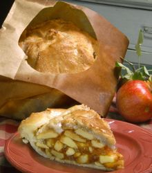 Elegant Farmer's Apple Pie (Baked in a Bag)