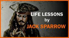 5 reasons to be like Captain Jack Sparrow
