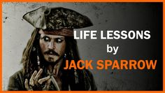 5 reasons to be like Captain Jack Sparrow