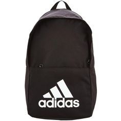 Adidas Older Boy Classic Backpack (368.840 IDR) ❤ liked on Polyvore featuring bags, backpacks, daypack bag, adidas, adidas bag, day pack backpack and knapsack bag