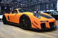 2012 Geneva Motor Show: The Tuner Cars
