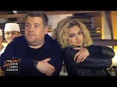 """James joins Grammy-nominated Tori Kelly in a quest to earn a free dinner with an impromptu song in the restaurant. Subscribe To """"The Late Late Show"""" Channel ..."""