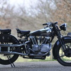Sold for £242,300 inc. premium  The ex-Murray Motorcycle Museum,1934 Brough Superior 996cc SS100 Frame no. 1057 Engine no. JTOR/D 39150