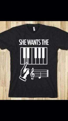 Music joke... Haha