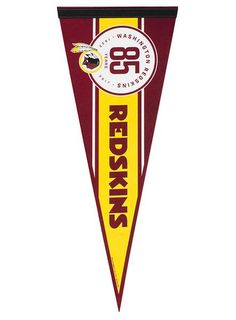Celebrate the Redskins  history with this Redskins 12