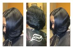 Her hair is LAYED!!!