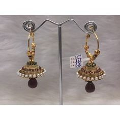 Jumki Ear Ring - Online Shopping for Earrings by Saachi