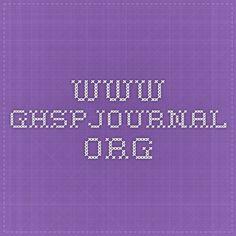 www.ghspjournal.org