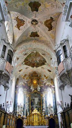 Altarraum in St. Jakob
